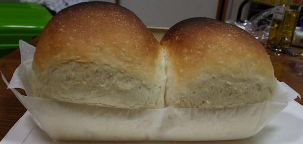 パン 完成